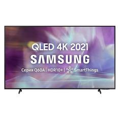 """Телевизор Samsung QE65Q60AAUXRU, 65"""", QLED, Ultra HD 4K"""