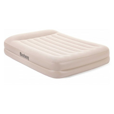 Кровать надувная BESTWAY Tritech 67696 BW, с насосом, 2030х1520 мм, высота 420мм