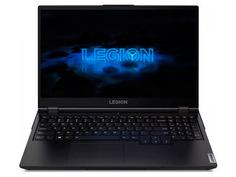Ноутбук Lenovo Legion 5 15IMH05 82AU00C3RK (Intel Core i5-10300H 2.5GHz/16384Mb/512Gb SSD/nVidia GeForce GTX 1650 Ti 4096Mb/Wi-Fi/15.6/1920x1080/No OS)