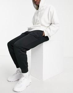 Черные спортивные брюки Puma Classic-Черный цвет