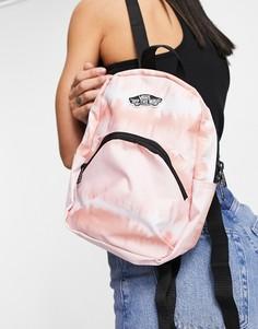 Розовый мини-рюкзак Vans Got This-Голубой
