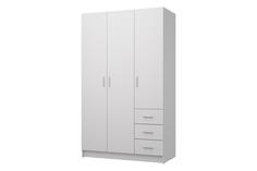 Шкаф для одежды 3-дверный Лофт Hoff