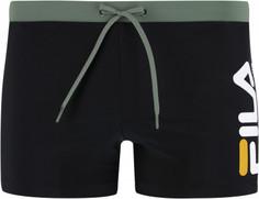 Плавки-шорты мужские FILA, размер 46