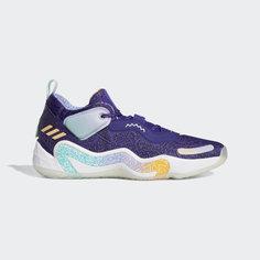 Баскетбольные кроссовки Donovan Mitchell D.O.N. Issue #3 adidas Performance