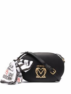 Love Moschino сумка через плечо с декоративным платком