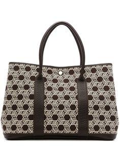 Hermès сумка-тоут Garden Party 2007-го года Hermes