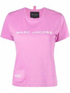 Marc Jacobs футболка с логотипом