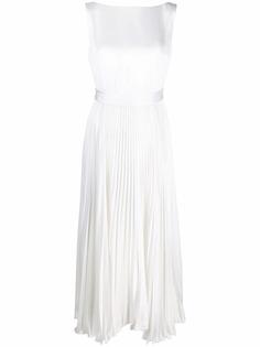 Styland платье миди с плиссированной юбкой