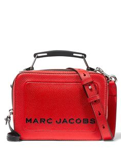 Marc Jacobs сумка через плечо The Box 20