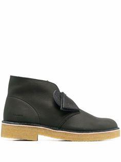 Clarks Originals ботинки-дезерты на шнуровке