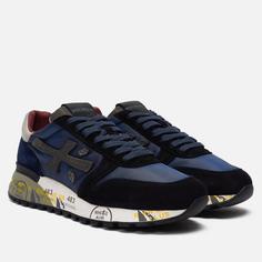 Мужские кроссовки Premiata Mick 5027, цвет синий, размер 44 EU