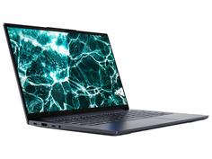 Ноутбук Lenovo Yoga 7 14ITL5 82BH00ACRU (Intel Core i5-1135G7 2.4 GHz/8192Mb/512Gb SSD/Intel Iris Xe Graphics/Wi-Fi/Bluetooth/Cam/14.0/1920x1080/Touchscreen/Windows 10 Home 64-bit)