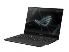 Ноутбук ASUS ROG GV301QH-K6092T Black 90NR06C1-M02750 Выгодный набор + серт. 200Р!!! (AMD Ryzen 7 5800HS 2.8 GHz/16384Mb/512Gb SSD/nVidia GeForce GTX 1650 4096Mb/Wi-Fi/Bluetooth/Cam/13.4/1920x1200/Windows 10)
