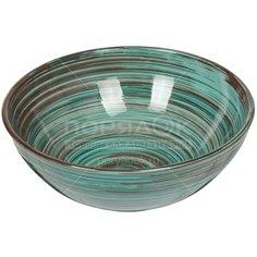 Салатник керамический, 180 мм, Скандинавия Удачный СНД00009135 Борисовская керамика