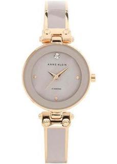 fashion наручные женские часы Anne Klein 1980TPRG. Коллекция Diamond
