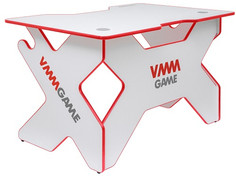 Компьютерный стол VMMGAME Space 140 Light Red (ST-3WRD)
