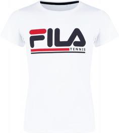 Футболка для девочек FILA, размер 152