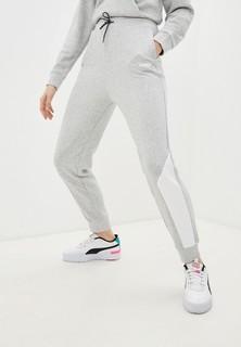 Брюки спортивные PUMA Rebel High Waist Pants TR cl