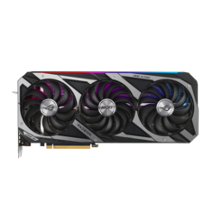 Видеокарта ASUS ROG Strix Radeon RX 6700 XT O12G ROG-STRIX-RX6700XT-O12G-GAMING