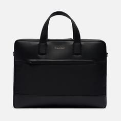 Сумка Calvin Klein Jeans Laptop Pocket, цвет чёрный