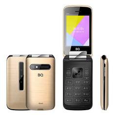 Сотовый телефон BQ Shell 2816, золотистый