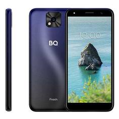 Смартфон BQ Fresh 16Gb, 5533G, темно-синий