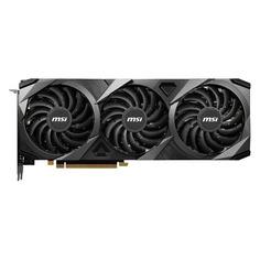 Видеокарта MSI NVIDIA GeForce RTX 3070TI , RTX 3070 Ti VENTUS 3X 8G OC, 8ГБ, GDDR6X, OC, Ret [602-v505-04s]