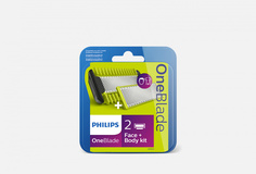 Лезвие сменное для ручек, гребень для тела Philips
