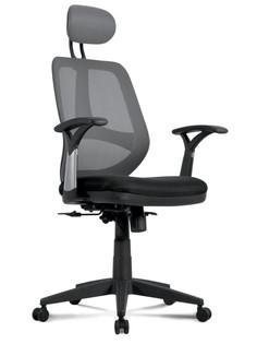 Компьютерное кресло Brabix Saturn ER-400 Black-Gray 530871