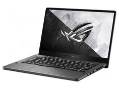 Ноутбук ASUS ROG Zephyrus G14 GA401QE-HZ085T 90NR05R3-M01270 (AMD Ryzen 7 5800HS 2.8 GHz/8192Mb/512Gb SSD/nVidia GeForce RTX 3050Ti 4096Mb/Wi-Fi/Bluetooth/14.0/1920x1080/Windows 10 Home 64-bit)