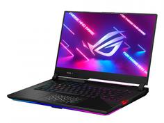 Ноутбук ASUS ROG Strix SCAR 15 G533QM-HF064T 90NR0541-M01260 (AMD Ryzen 7 5800H 3.2 GHz/16384Mb/512Gb SSD/nVidia GeForce RTX 3060 6144Mb/Wi-Fi/Bluetooth/15.6/1920x1080/Windows 10 Home 64-bit)
