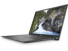 Ноутбук Dell Vostro 5502 Grey 5502-5248 (Intel Core i5 1135G7 2.4 Ghz/8192Mb/512Gb SSD/Intel Iris Xe Graphics/Wi-Fi/Bluetooth/Cam/15.6/1920x1080/Windows 10)