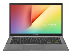 Ноутбук ASUS S433EA-AM213R 90NB0RL4-M03440 (Intel Core i7-1165G7 2.8 GHz/16384Mb/512Gb SSD/Intel Iris Xe Graphics/Wi-Fi/Bluetooth/Cam/14.0/1920x1080/Windows 10 Pro 64-bit)