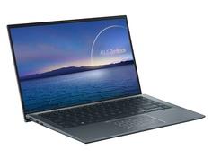 Ноутбук ASUS UX435EG-A5002T 90NB0SI1-M03630 (Intel Core i5-1135G7 2.4 GHz/8192Mb/512Gb SSD/nVidia GeForce MX450 2048Mb/Wi-Fi/Bluetooth/Cam/14.0/1920x1080/Windows 10 Home 64-bit)