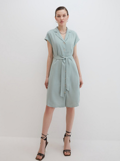 Платье изо льна Zarina
