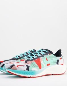 Кроссовки Nike Air Zoom Pegasus37-Многоцветный