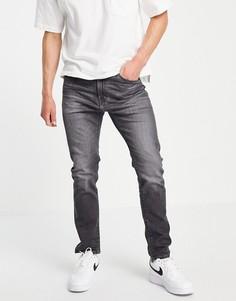 Зауженные джинсы Levis 510-Серый