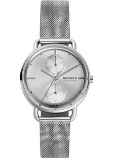 Швейцарские наручные женские часы Skagen SKW2985. Коллекция Mesh