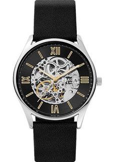 Швейцарские наручные мужские часы Skagen SKW6735. Коллекция Leather