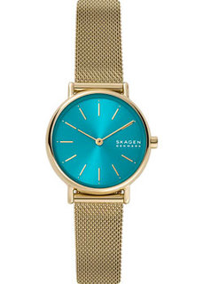 Швейцарские наручные женские часы Skagen SKW2984. Коллекция Mesh