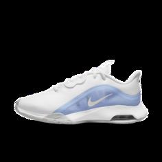 Женские теннисные кроссовки для игры на кортах с твердым покрытием NikeCourt Air Max Volley - Белый