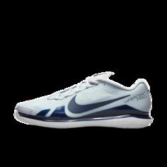 Мужские теннисные кроссовки для игры на кортах с твердым покрытием NikeCourt Air Zoom Vapor Pro - Серый