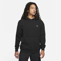 Мужская флисовая худи Jordan Essentials - Черный Nike