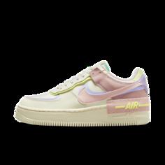 Женские кроссовки Nike Air Force 1 Shadow - Коричневый