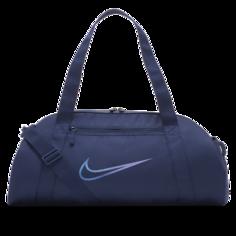 Женская сумка-дафл для тренинга Nike Gym Club - Синий
