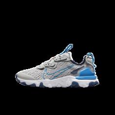Кроссовки для школьников Nike React Vision - Серый