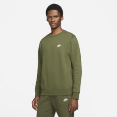 Свитшот Nike Sportswear Club Fleece - Зеленый