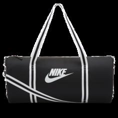Сумка-дафл Nike Heritage - Черный