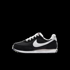 Кроссовки для дошкольников Nike Waffle Trainer 2 - Черный