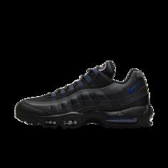 Мужские кроссовки Nike Air Max 95 Essential - Черный